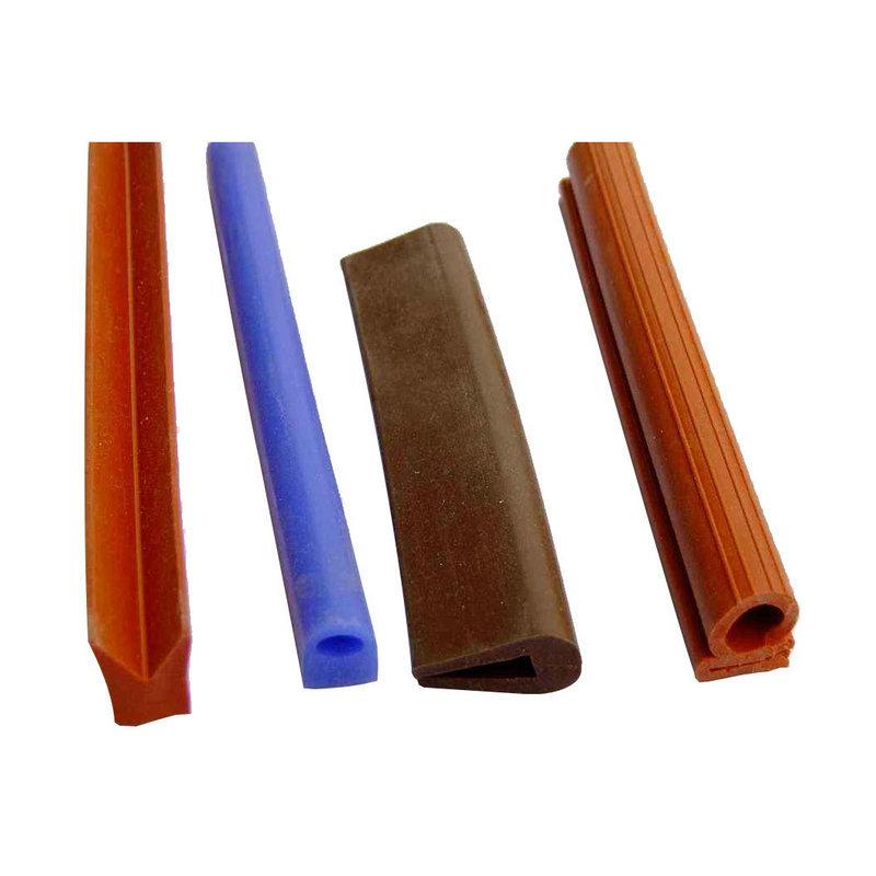 大量供应 硅胶条实心 防水硅胶条 方形硅胶条 E型硅胶条