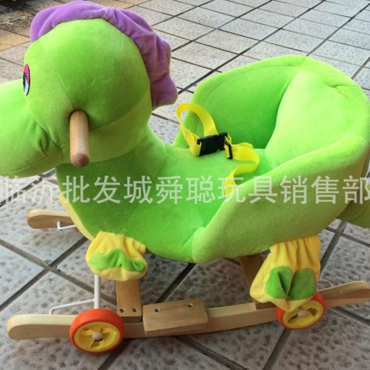 《厂家直销》儿童宝宝座椅摇椅木马骑士多款多色带儿歌送轮子
