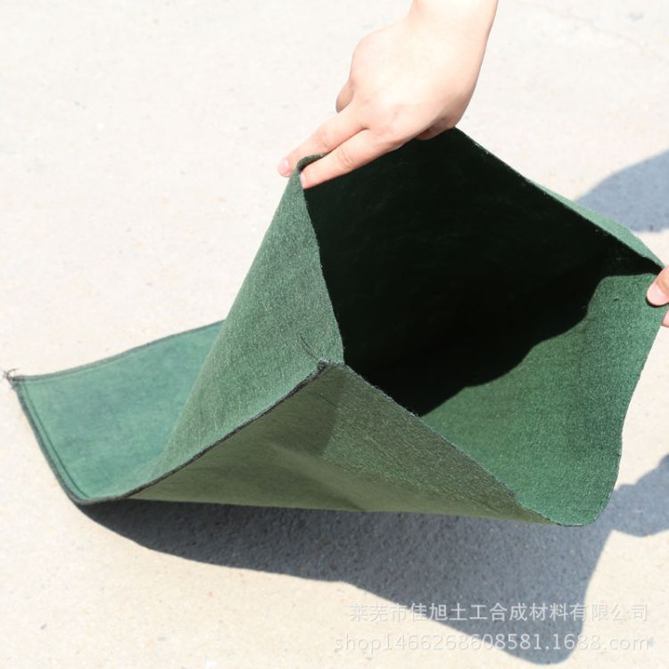山东生态袋厂家供应 优质护坡生态袋 无纺土工布生态袋