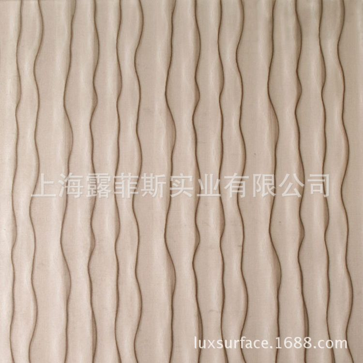 3form生态树脂板|面料夹层树脂板|棉线夹层亚克力树脂板