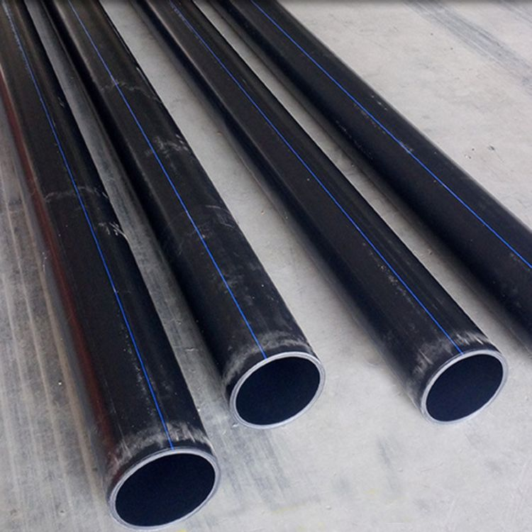 供应pe电缆保护管 优质pe管 实壁管材 hdpe穿线管