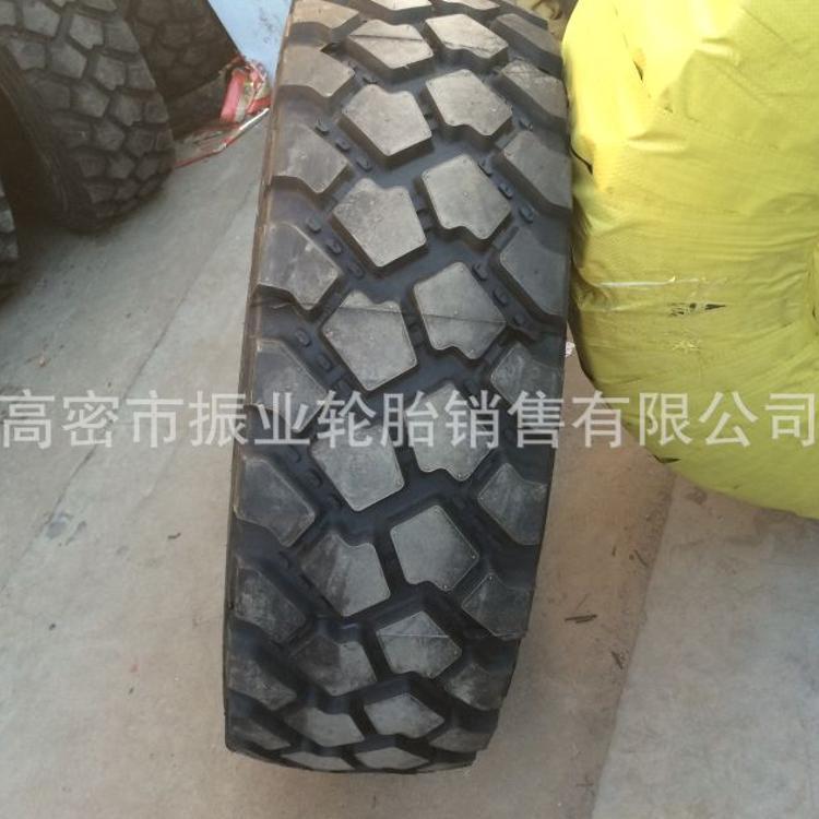 现货三角TRIANGLE 335/80R20 MPT越野卡车轮胎特种枭龙防爆车轮胎