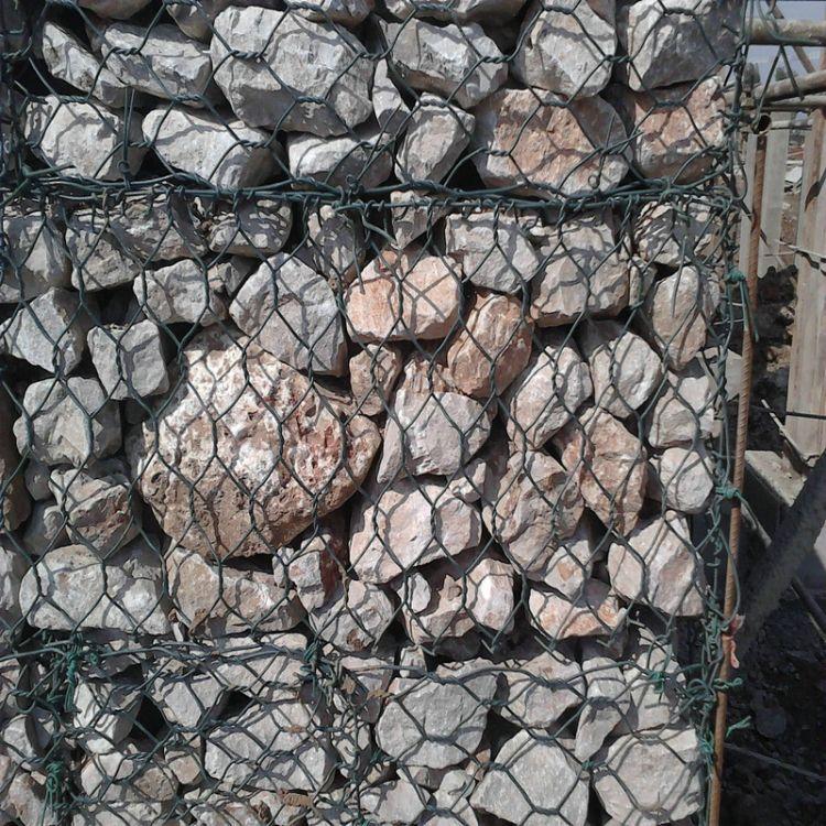 石笼网格宾网雷诺护垫在工程中的应用