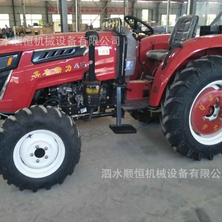 低油耗四驱耐用型拖拉机 高效率农用中耕拖拉机 环保施肥专用