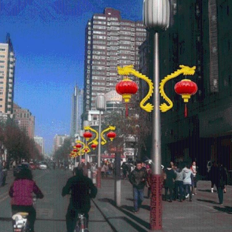 供应led中国结系列 塑料中国结 灯杆中国结LED红灯笼,发光中国结