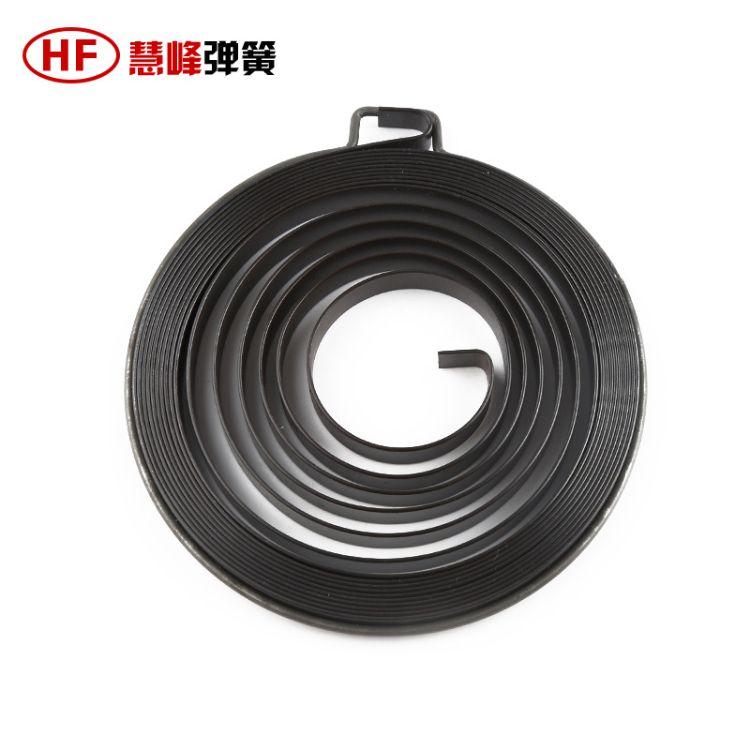 启动拉盘弹簧 蜗卷弹簧柴油微耕机配件油锯配件启动器加厚弹簧