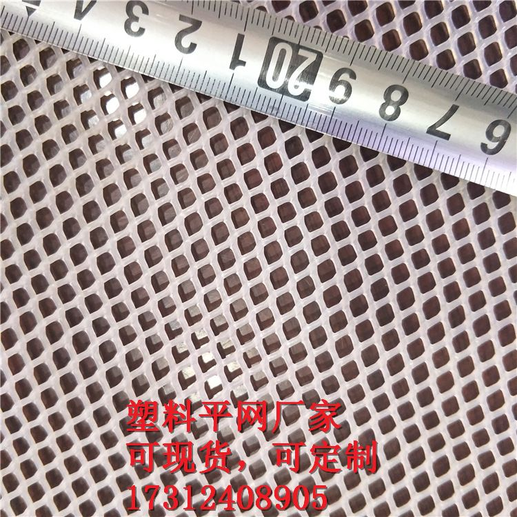 塑料机械用网 养蜂pp塑料平网 塑料网 耐用飞禽塑料养殖网
