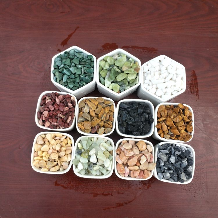 直销 洗米石 各种规格洗米石 各种颜色洗米石 多彩洗米石 鹅卵石
