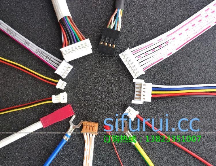 厂家DVR机内线 各类机内连接线 铁氟龙空调机内线加工