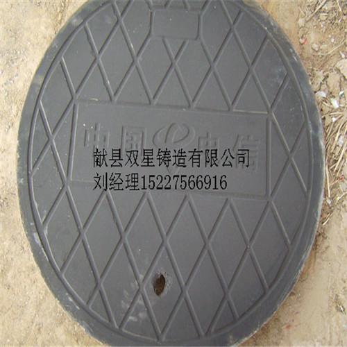 球墨铸铁井盖国标球墨铸铁井盖700铸铁井盖