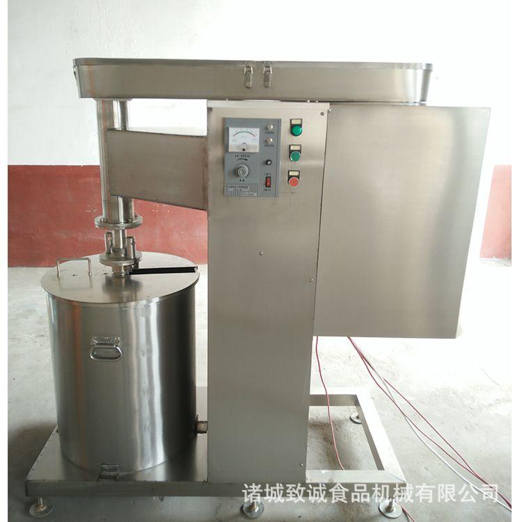 高速变频打浆机食品打浆机 丸子打浆机 全不锈钢制作
