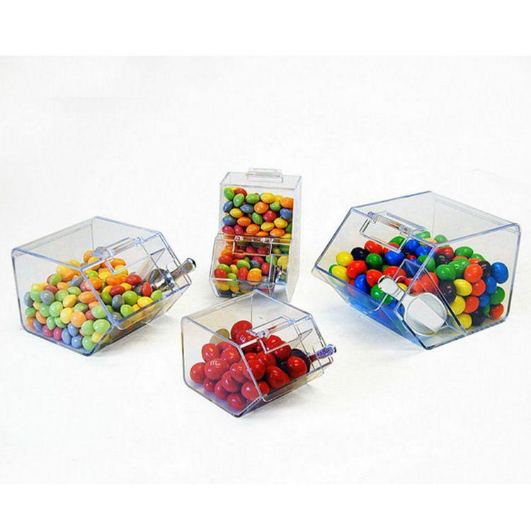 专业定制亚克力食品展示盒 透明有机玻璃收纳盒亚克力塑料食品盒