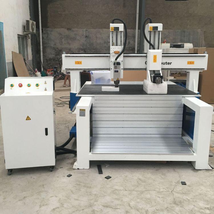 数控木工雕刻机 雕刻切割一体机 木工电脑雕刻机