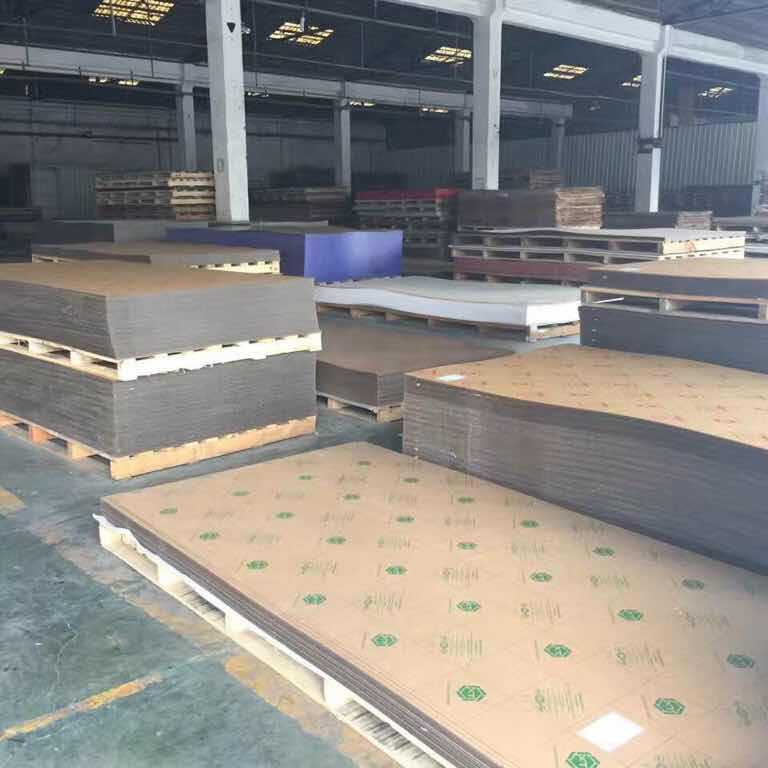 供应透明亚克力板 生产有机玻璃板 彩色PMMA板