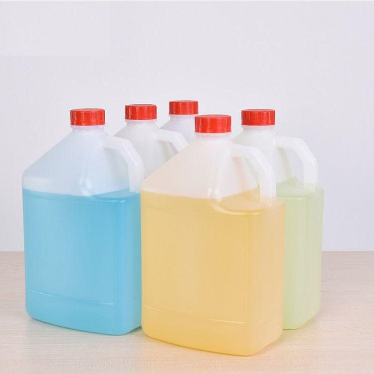 塑料方桶5kg可定制颜色 塑料酒桶5升    透明塑料壶10斤 厂家直销