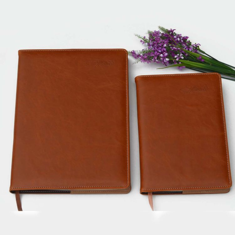商务记事本笔记本定制 高档 pu 仿皮记事本厂家定做 工作笔记本子
