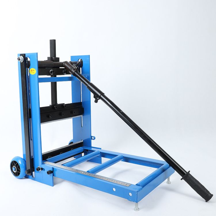 厂家直销手动加气块切砖机 轻质砖切割机 泡沫砖切割机
