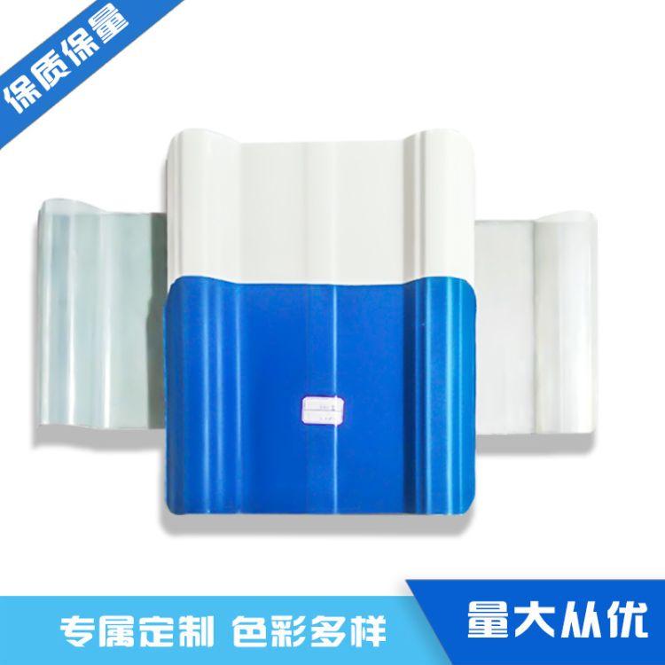采光板塑料PC阳光板房防晒透明瓦耐力板院子顶棚材料雨车棚中空板