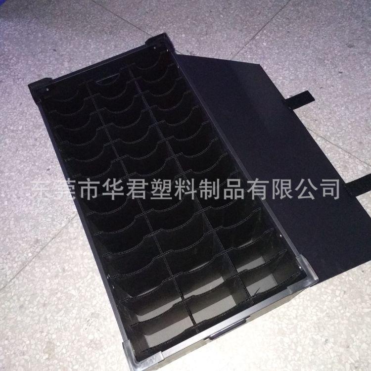 厂家直销pp塑料中空板周转箱中空板周转箱大型可折叠加厚周转箱