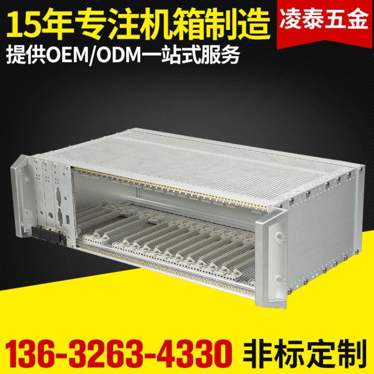 铝型材机箱 服务器通信机箱来图加工