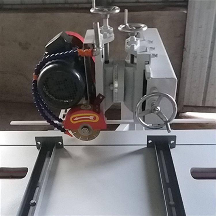 大功率台式水磨瓷砖切割机 小型石材瓷砖加工设备 大理石切割机