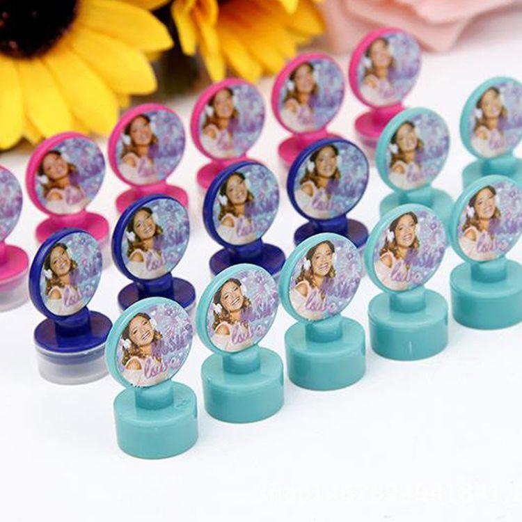 厂家直销 塑料韩版印章 幼儿园奖励小印章 教师评语印章