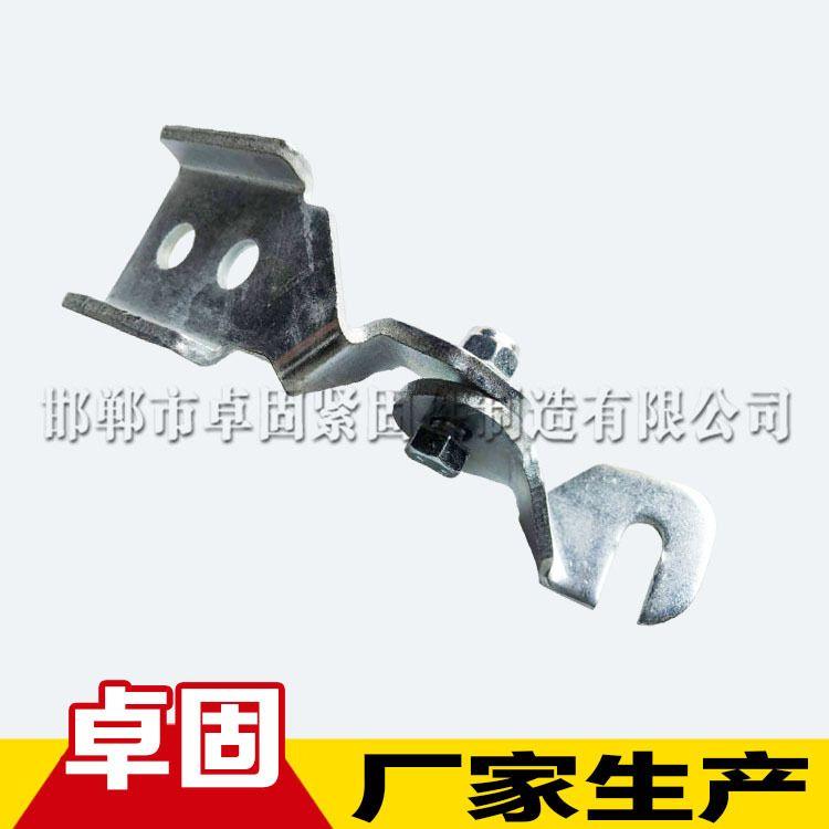 现货批发 抗震铰连接A型B型 支架配件 抗震支架连接件 光伏支架