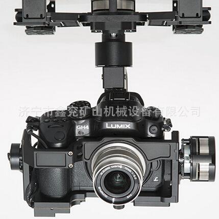Z15-GH4云台(HD) 航拍专用-加工定制-厂家直销