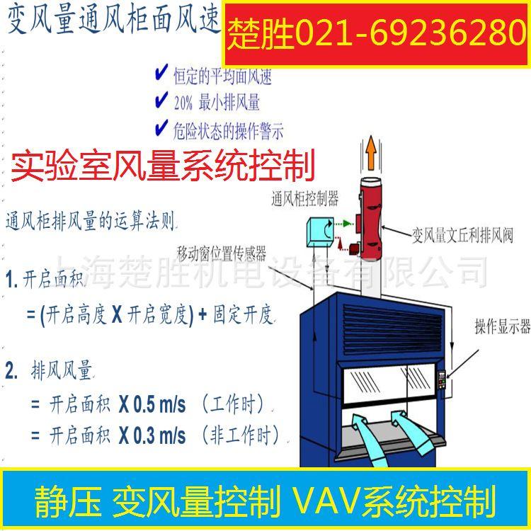 HVAC系统 洁净室控制系统,变风量控制系统,实验室排风系统,