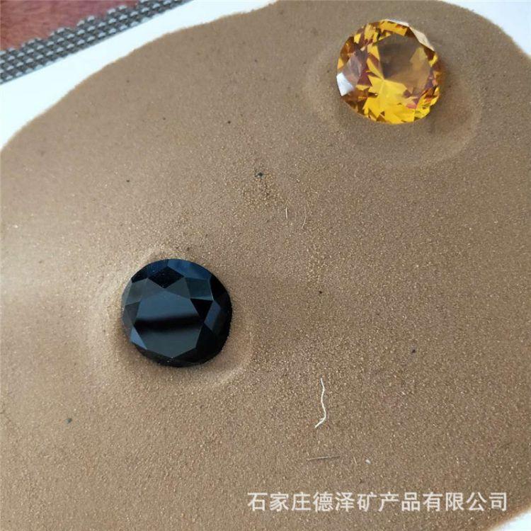 环保玻璃微珠 圆粒砂 彩色玻璃研磨微珠  道路标线用 不褪色