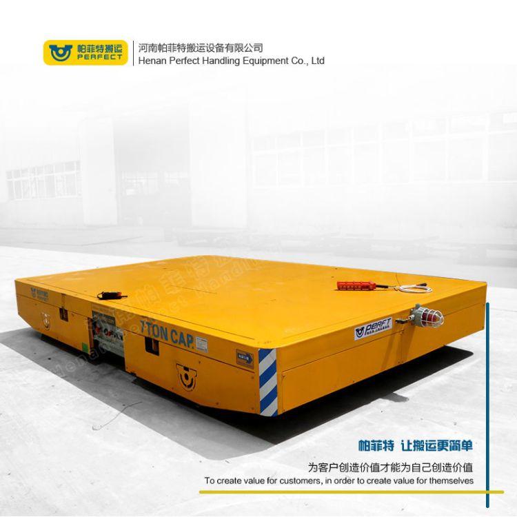 运输设备大吨位AGV无轨车用于室内无人作业物料转运车间