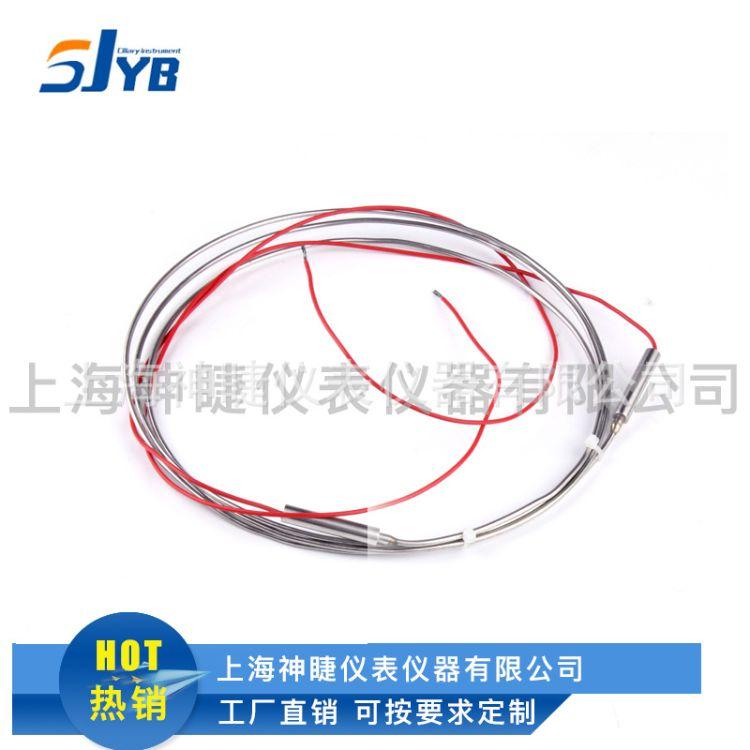 铠装MI电热丝加热电缆矿物绝缘伴热带 铠装高温电伴热带定制