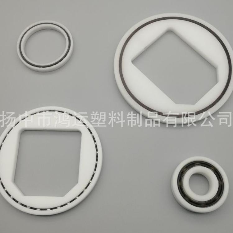 塑料轴承 定制非标轴承 POM深沟轴承 厂家定制