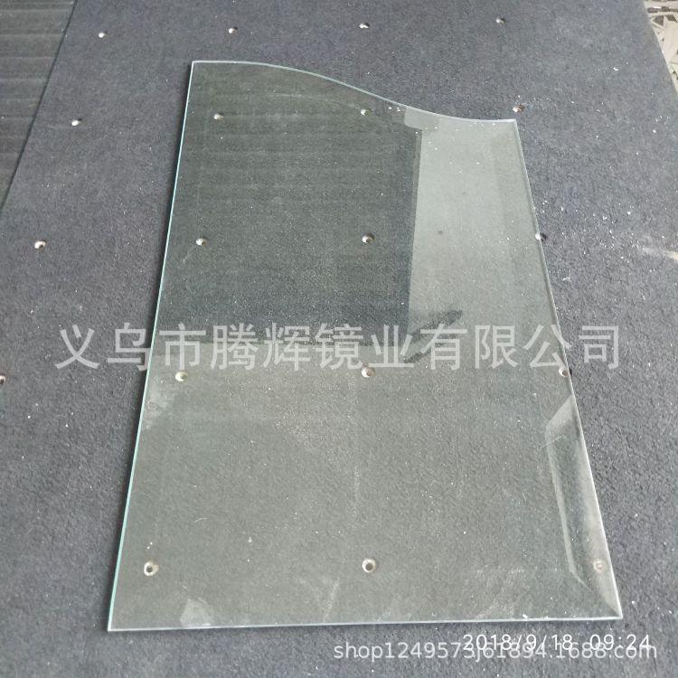 玻璃镜片磨边加工,圆形玻璃,异形玻璃镜片切割加工异形玻璃片