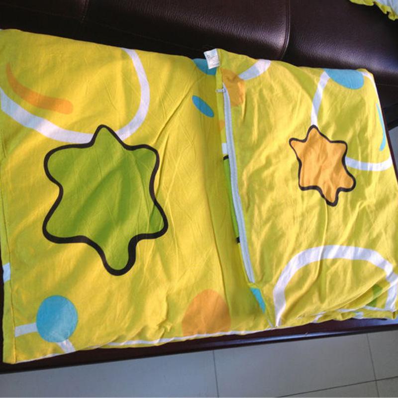 厂家供应婴儿被婴儿面料儿童亲子床上用品 纯棉婴儿四件套