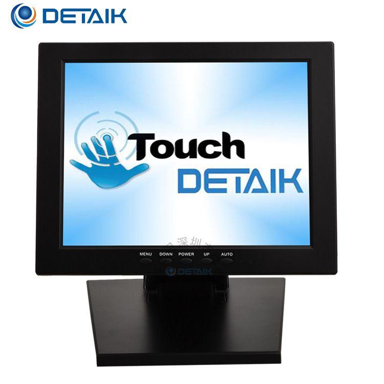 10.4寸触摸液晶显示器 4线电阻式触摸屏 USB口触控