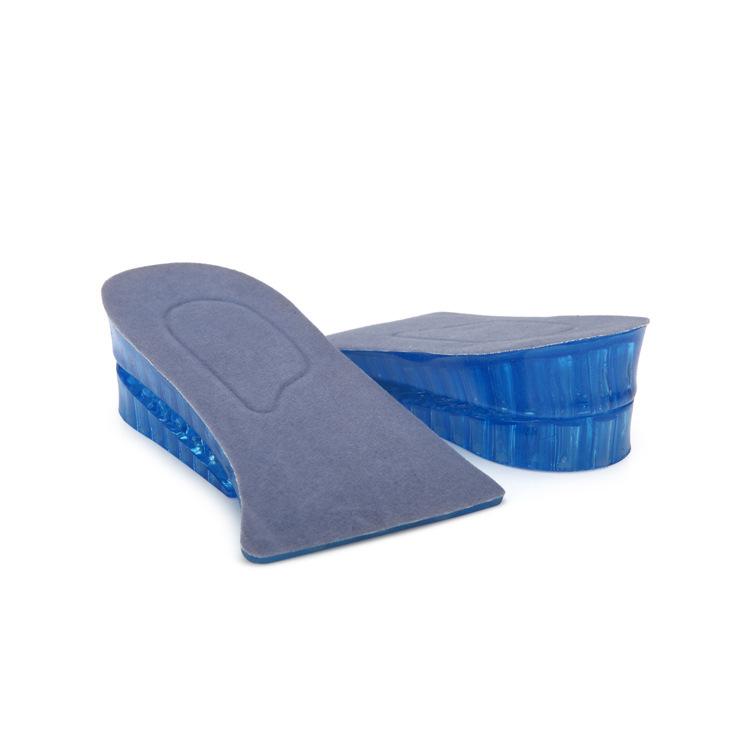 厂家供应内增高鞋垫 防臭增高鞋垫 鞋垫批发 质量保证
