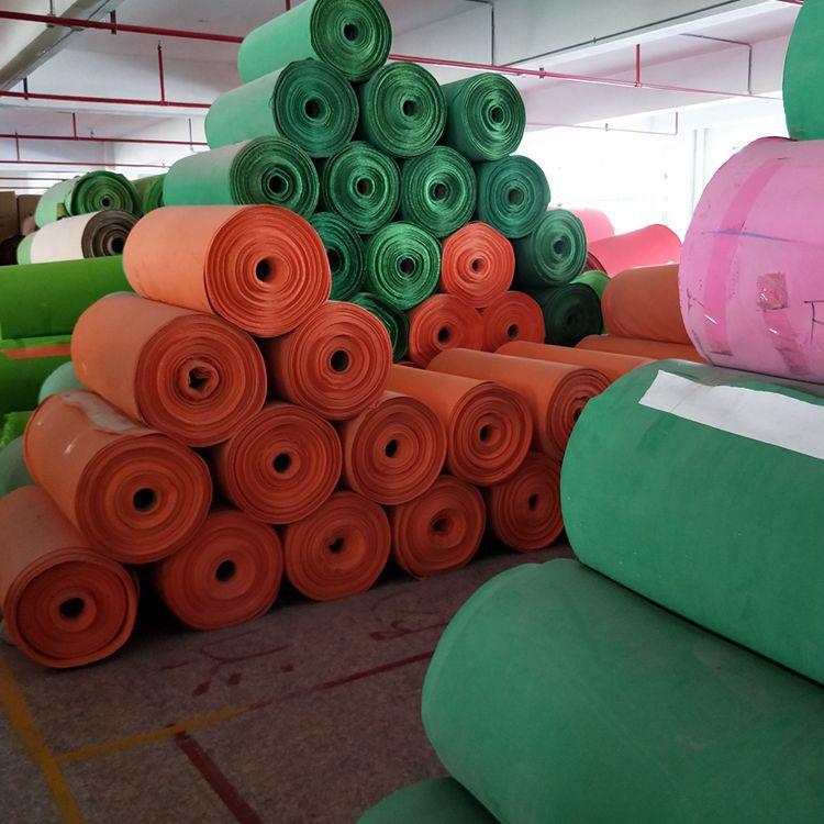 厂家批发EVA泡棉带金葱粉闪粉卷材规格103宽度环保无毒金粉泡棉片