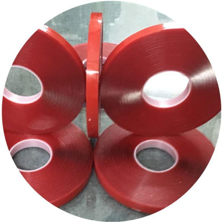 厂家直销亚克力双面胶模切冲型 透明双面胶贴 3M高粘灰色泡棉粘贴