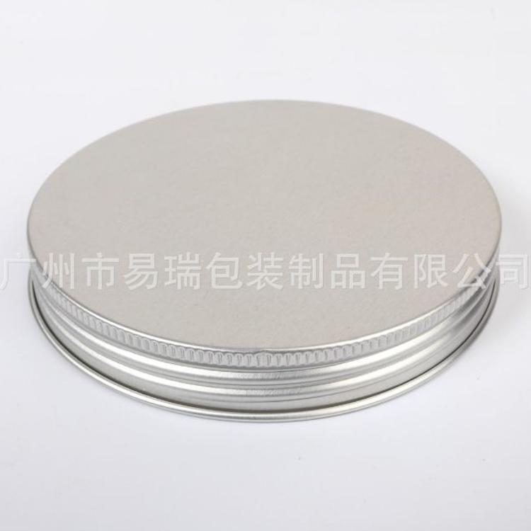 直径100mm螺纹铝盖100牙口饮料塑料瓶盖化妆品食品玻璃瓶盖100x16
