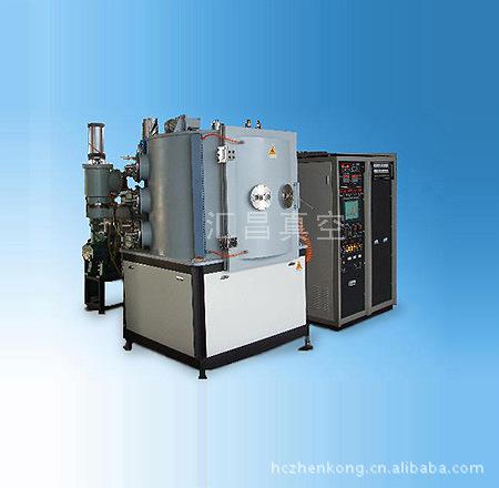多弧磁控镀膜机器,五金镀锆金,钛金,蓝色,黑色,仿金色