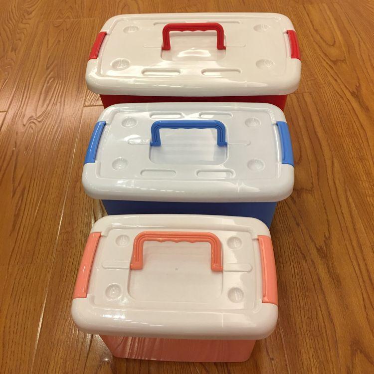 鼎轩厂大量生产大小号车用收纳箱套装 整理箱 赠品礼品广告品定制