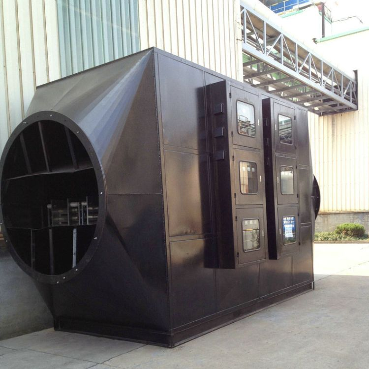 皮革废气处理设备 工业有机废气处理设备 皮鞋厂废气处理设备企业直销