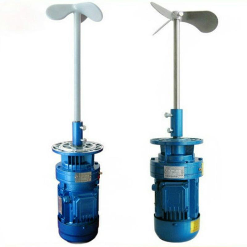 南美洲加药搅拌器 污水处理搅拌机加药混合搅拌器 水处理加药搅拌装置