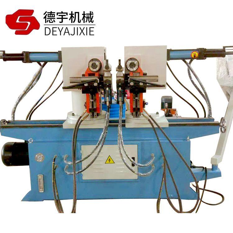 厂家直销双头弯管机不锈钢管铜管铝管折弯机型材冷弯机液压弯管机