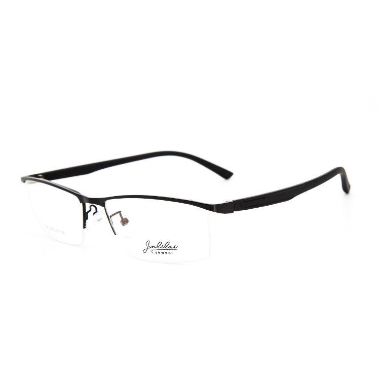 新款眼镜方框眼镜框男士大脸近视眼镜架钢板架光学镜架批发334J