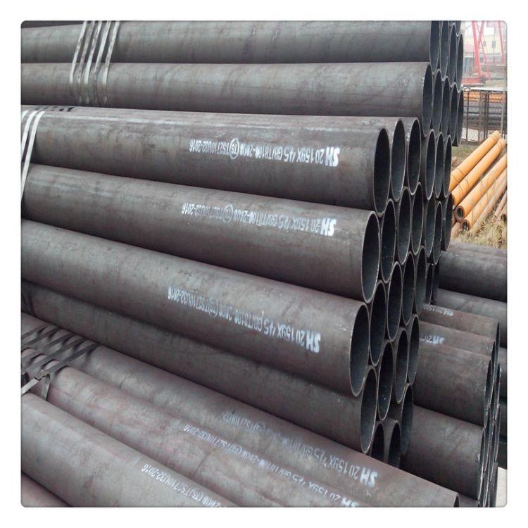 化工厂用GB9948 -2013无缝管 压力管道专用20#石油裂化管现货