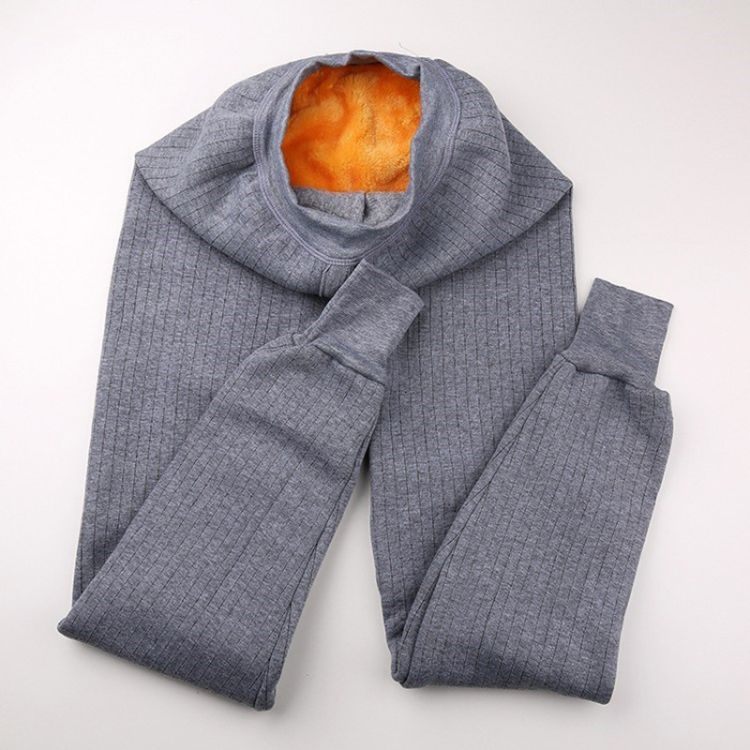 外穿女士 保暖一体裤 秋冬季新款加厚加绒打底裤女