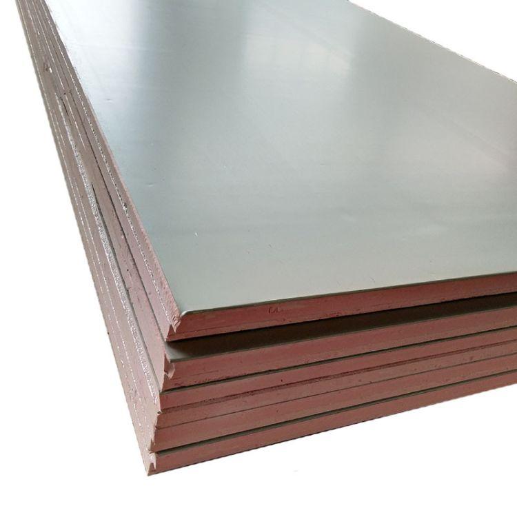 酚醛保温板 酚醛彩钢夹芯板保温酚醛板酚醛板 酚醛双面彩钢夹芯板