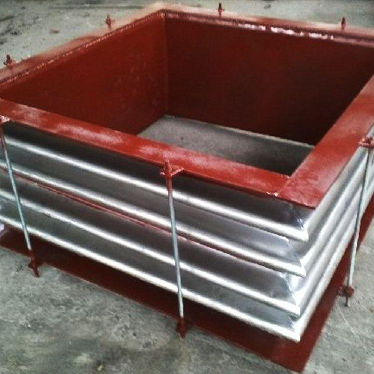 厂家专业生产直销 风道金属补偿器 矩形金属波纹补偿器 现货充足